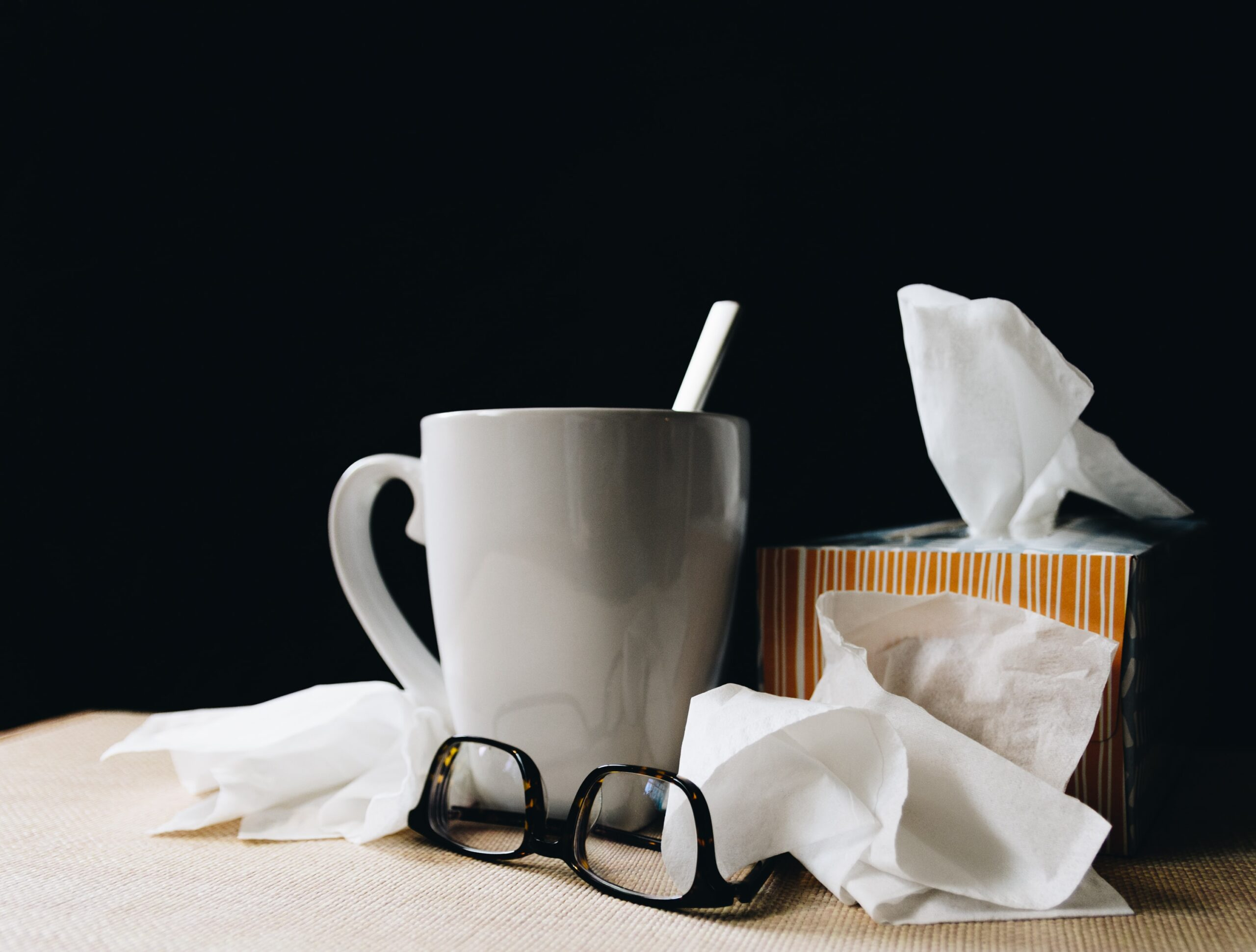 picture of flu remedies for article about antiviral treatment